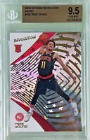 Trae Young 2018-19 Panini Revolution Astro Rookie BGS 9.5 Gem Mint