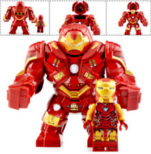 Hulkbuster - Avengers End Game Lego Moc Minifigure Toys Gift MOC New