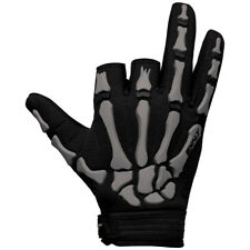 Exalt Paintball Death Grip Gloves - Grey Size: X-Large