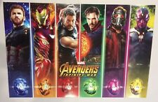 AVENGERS: INFINITY WAR 2018 FILM POSTERS NEW 61x91cm Marvel Movie Wall Print Art
