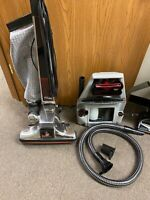 KIRBY VACUUM CLEANER HERITAGE ii 2 WITH HOSE & ATTACHMENTS JUST SERVICED