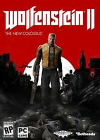 Wolfenstein II 2: The New Colossus PC Steam KEY (REGION FREE/GLOBAL) FAST SENT!