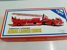 More details for corgi american lafrance aerial ladder truck in box (3525)