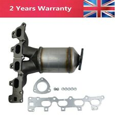 Brand Exhaust Manifold Catalytic Converter for Vauxhall Astra Meriva Zafira 1.6
