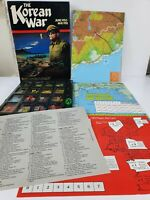 The Korean War Victory Games Avalon Hill subsidery Strategy