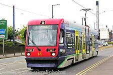 Midland Metro 14 Royal Stop Tram Photo Ref P794