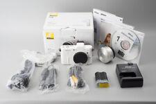 Nikon 1 V1 10.1MP Camera (White) w/ Nikkor 10-30mm f/3.5-5.6 VR ED IF Lens
