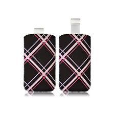 Housse Coque Etui Pochette pour HTC Smart / Touch 2 avec motif HF26