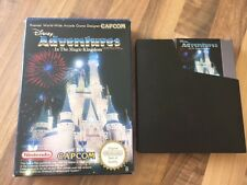 "Nes:    DISNEY ADVENTURE ""In the magic kongdom""       PAL  EUR"