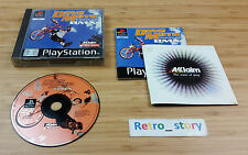 Sony Playstation PS1 Dave Mirra Freestyle BMX PAL