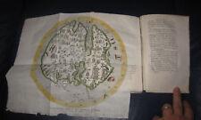 1782 La Harpe, Viaggi, Africa Settentrionale, Egitto, CARTE GEOGRAFICHE,