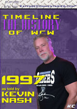 Official Timeline : The History of WCW 1997 : Kevin Nash Interview DVD