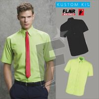 Kustom Kit Men's Workforce Short Sleeve Shirt
