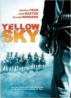 Yellow Sky New DVD