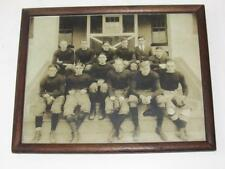 Antique College Football Team Photograph University of Pennsylvania c1910