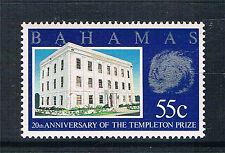 Bahamas 1992 Templeton Premio SG 938 estampillada sin montar o nunca montada