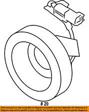 FORD OEM Compressor-Clutch Coil 8G1Z19D798A