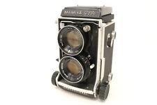 [EX+5] Mamiya C220 Pro TLR camera w/Sekor 80mm F/2.8 Lens from Japan #680314