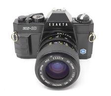 Macchina fotografica Exakta HS-10 with lens exakta 35-70 mm f1:3,5-4,8 da 52mm