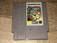 BreakThru Nintendo Nes Cleaned & Tested Authentic