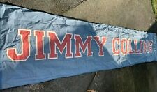 Boston Red Sox Fenway Park Jimmy Collins Stadium Banner Hung Outside Park