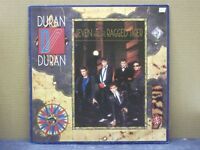 DURAN DURAN - Seven And The Ragged Tiger - LP - 33 GIRI - EX/NM
