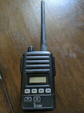 New ListingIcom Ic-F50 Vhf Two-Way Radio, no charger, radio only. Free Shipping!