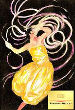 Art BENSON and HEDGES AD cigarette ciggie Smoking DECO Poster Print
