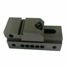 """Gromax 1"""" Precision Grinding Stainless Steel Mini Vise Taiwan Made New"""