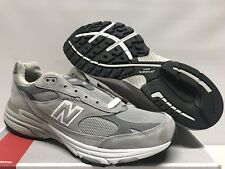 New Balance 993 Running Shoes Men's MR993GL *Made In USA* grey Size 10 NEW 2A