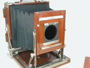 For Deardorff Field Wood 8x10 Camera Lens Board To Linhof Lens Board NEW
