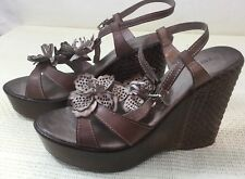 Pavers Women's Brown sandals Size 6