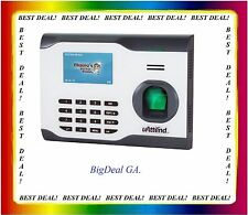 uAttend BN5500 WIFI Biometric Fingerprint Time Clock