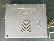 Kicker Kx600.1 Mono Car Power Amplifier