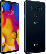 LG V40 ThinQ V405 64GB ATT T-Mobile Sprint Verizon OR Unlocked Android Cellphone