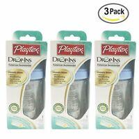 Playtex Premium Nurser With Drop-Ins Liners BPA Free 4 Oz 0-3 m+ (Pack Of 3)