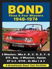 Bond Three & Four Wheelers 1948-1974