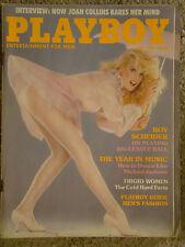 Original Playboy Magazine April 1984 Lesa Ann Pedriana Past Playmates