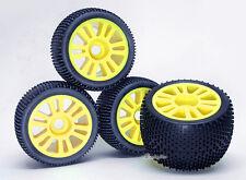 Wheels+Tire Rim E T maxx 1.5/2.5/3.3 Revo Savage 2.1 (Use 23mm Hex)