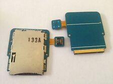 Samsung Galaxy Tab P7300 P7310 Sim Karten Leser Simcard Reader Platine Flexkabel