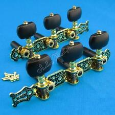 High Quality Classical Guitar Golden Tuning Pegs Machine Heads Alice AO-020HV3P