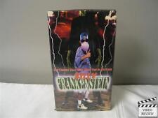 Billy Frankenstein (VHS, 1999) Vernon Wells Tommy Kirk