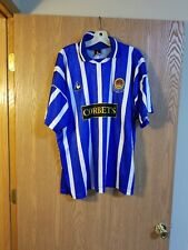 Chester City Football Club Soccer Jersey Corbetts Adult L