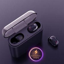 Sports Bluetooth 5.0 Headset TWS Wireless Earphones Mini Earbud Stereo Headphone