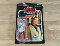 Anakin Skywalker Peasant Disguise AOTC 2010 STAR WARS Vintage Collection