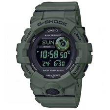 Casio G-Shock * GBD800UC-3 G-Squad Step Tracker Watch Utility Color Green