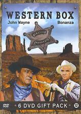 Western Box : John Wayne &  Bonanza (6 DVD)