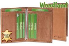 Woodland® Ausweis-/Kreditkartenetui für 6 Kreditkarten und 4 Ausweis-/KFZ-Schein