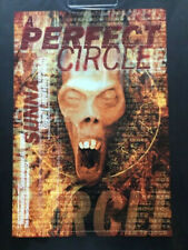 Perfect Circle Warfield concert poster 2000