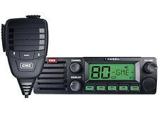 GME TX4500S DIN SIZE 5 WATT 5W 80 CHANNEL UHF RADIO HIGH GRADE FOR CAR 4WD TRUCK